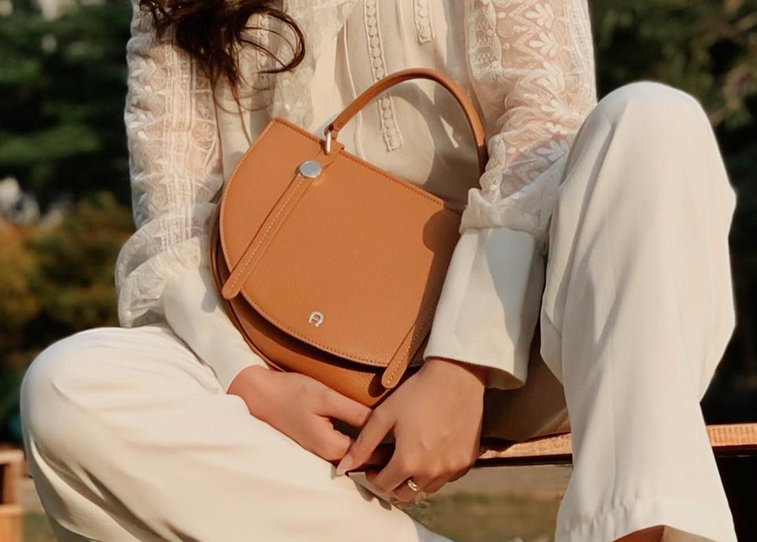 DINDRA NASHRIYAH - TIMELESS ELEGANCE WITH THE MONACO BAG