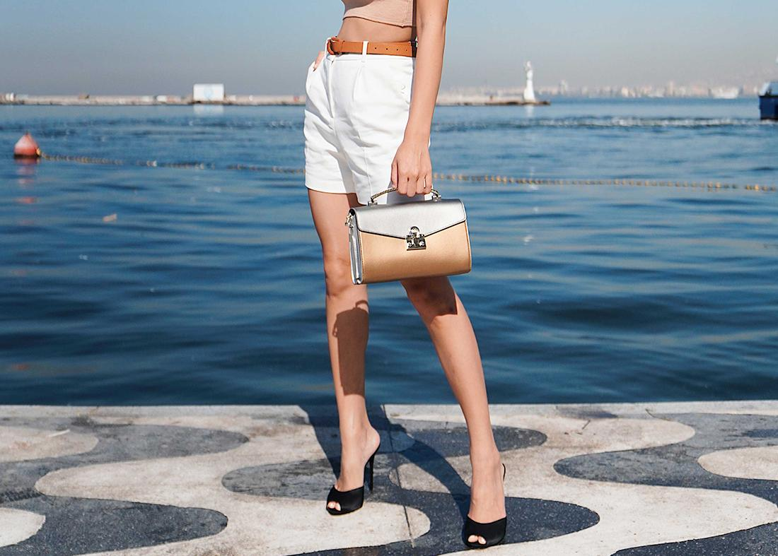 PATRICIA GOUW - ON THE BRIGHT SIDE WITH MINA BAG